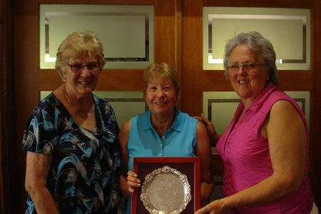 Ruth Lorna and Ann-Coronation-Salver